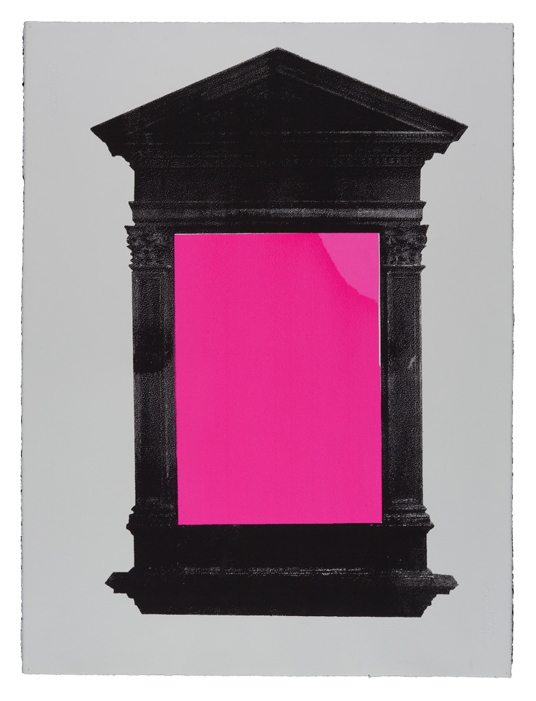 Pink Black Frame_AuroraPellizzi copy