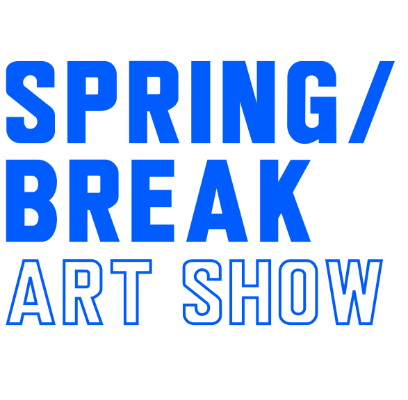 SPRING-BREAK ART SHOW logo