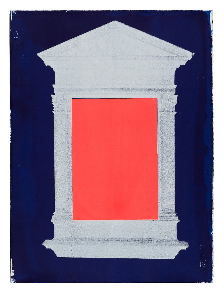 White Blue Red Frame_AuroraPellizzi copy