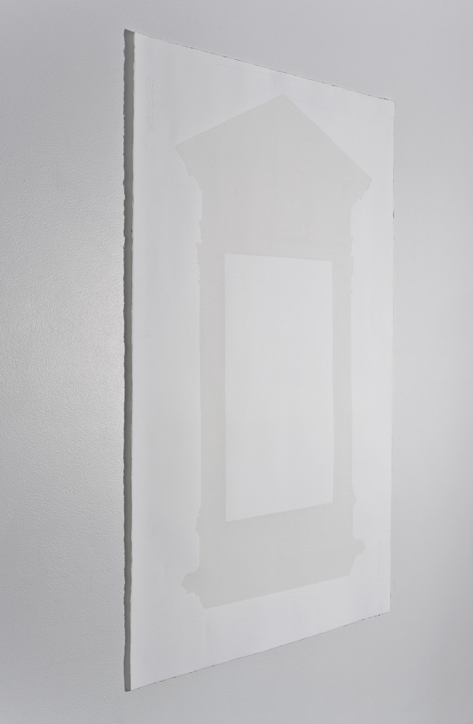 White Frame (side view)_AuroraPellizzi