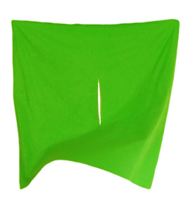 GREENSCREEN PONCHO